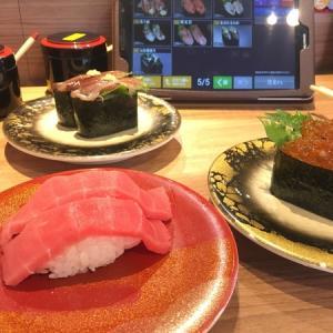 昼食はきときと寿司(北陸地方車中泊 その6)