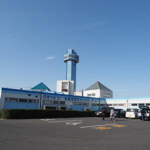茨城県神栖市車中泊 その14 ~銚子漁港で昼食(ウオッセ21)