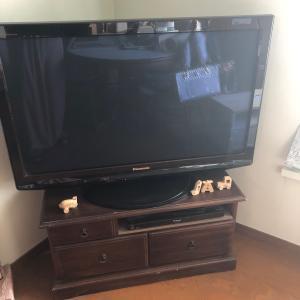 家具を新築、テレビボード