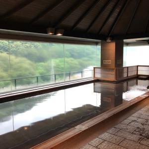 磐梯熱海、ホテル華の湯、お風呂編