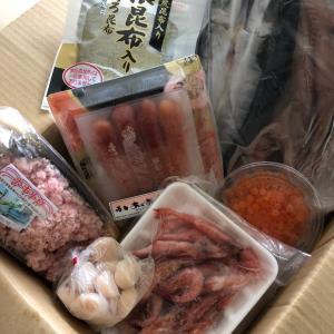 お取り寄せ、石川県の海鮮詰め合わせ
