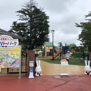 30年ぶりの児童公園
