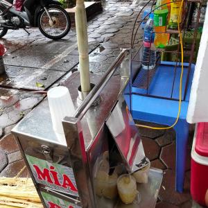 ベトナムハノイ、食文化