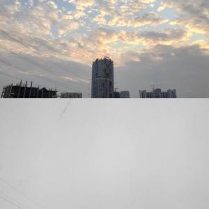 ベトナムハノイ、大気汚染PM2.5
