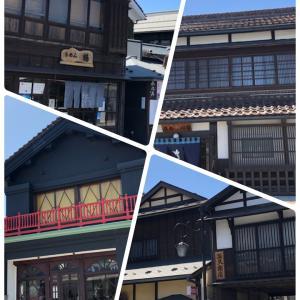 会津、七日町通り