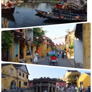 ベトナム、ダナン国内旅行、ホイアン