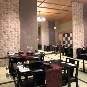会津東山温泉、庄助の宿瀧の湯、夕食編