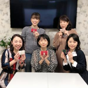 2019年最後のオトナ女子ごはん会!