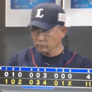 【日ハム4回戦(札幌)】与四球祭!三振祭!そりゃ勝てないよ。5位転落に相応しい負けっぷり!野球の神様も見放して当然の内容。レジェンド二人健在だけでは勝てないよ。草野球じゃないんだから。