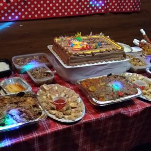 お誕生パーティー