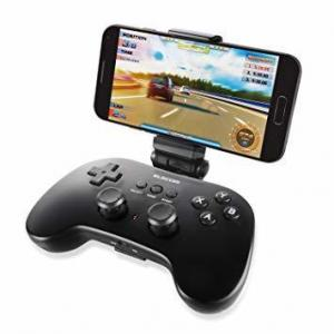 PS4のゲームをスマホでやりたいんやがスマホ用の外付けコントローラみたいなのって売ってる?