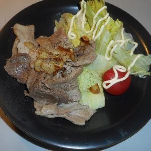 焼肉とステーキ