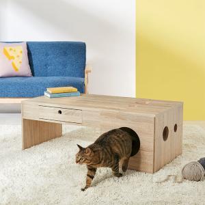ネコ好きにおすすめしたい!LOWYA(ロウヤ)の猫にやさしい家具