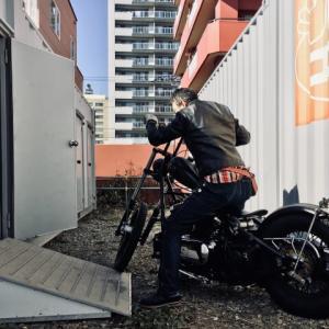 バイク保管にコンテナをレンタル。出し入れしやすい条件とは?選び方を解説