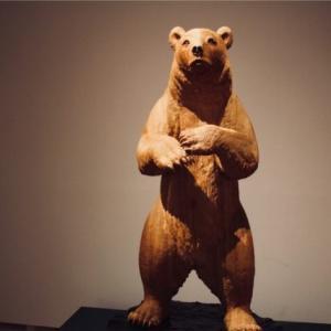 木彫り活動70年のアイヌ民族彫刻家。故・藤戸竹喜の世界