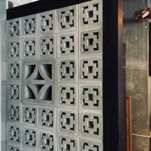 沖縄生まれの建築資材。県外からも注目される花ブロックとは?