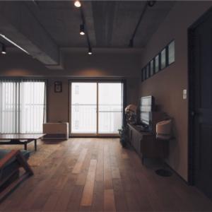 狭いマンションのリノベーション術!ポイントは抜けと光と床の法則