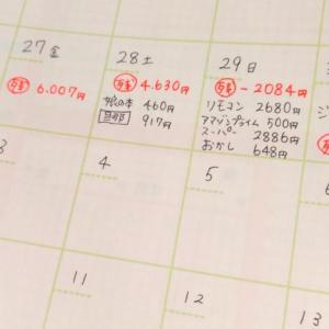 【1万円やりくり】最初から赤字です…