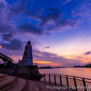 旧堺燈台(Previous Sakai Lighthouse)