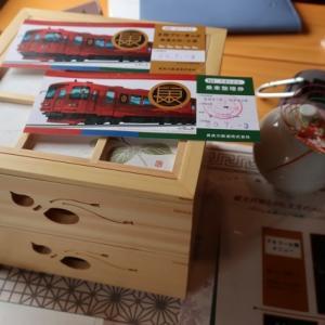長良川鉄道観光列車ながらの旅その4~長良川鉄道ながらランチプランレポ