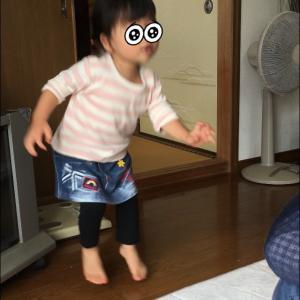 【1y11m11d】熱下がってジャンプ!!