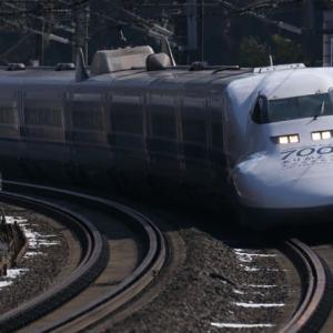 ありがとう700系新幹線 2月19日