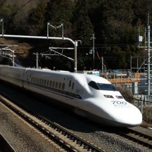 ありがとう700系新幹線 2月21日