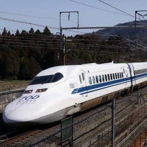 ありがとう700系新幹線 2月24日