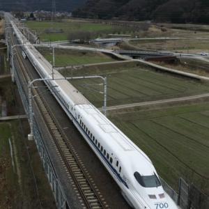 ありがとう700系新幹線 2月29日その1