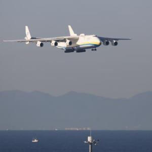2020年5月29日 An-225ムリーヤ撮影