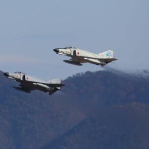 2020年12月10日 岐阜基地F-4撮影