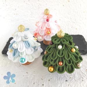 【募集中】11月新宿 クリスマスツリー・オーナメント講座