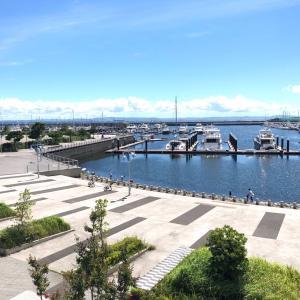 気持ち良い!再オープンの横浜ベイサイド