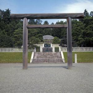 秋の武蔵野陵墓地参拝のご案内