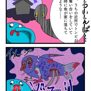 魚生海坊主