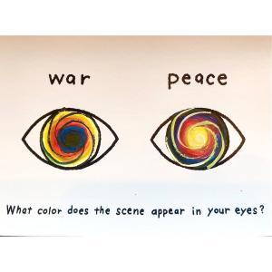 【息子と戦争と平和を考えてみた】平和な日本にあっても武器を持たない戦争がありますね...