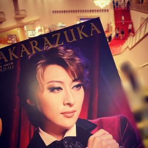 観劇♪月組Welcome to 宝塚&ピガール狂騒曲。華やかで美しく楽しい舞台で幸せ。