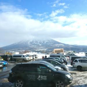 ホテルBGM演奏♪ニセコから戻りましたー!