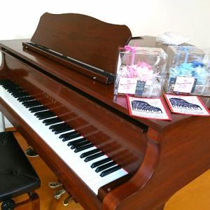おとといはピアノサークル♪美園ホールでは最終でした。
