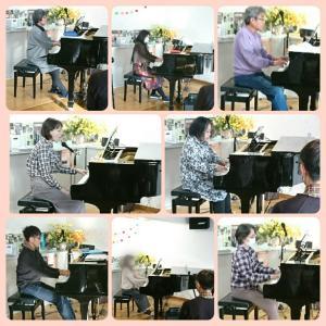 【ピアノサークル】10月の様子と11月のお知らせ♪