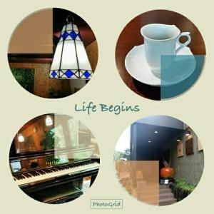 【記憶の中のカフェ】