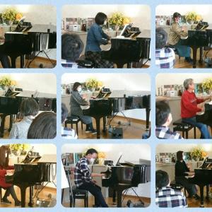 【ピアノサークル】昨日は2月開催でした♪3月は…