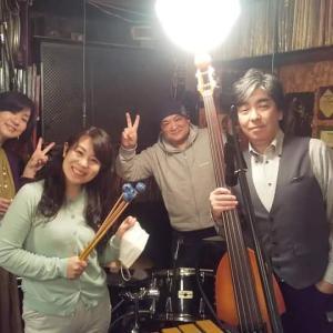 """楽しかったー!!!""""SIO Quartet"""" ライブ♪"""