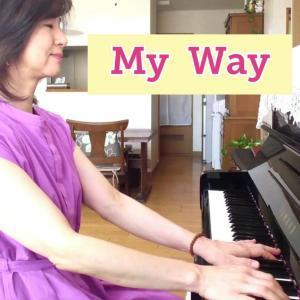 """【楽譜ストア】""""My Way"""" 販売開始しました♪"""