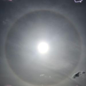 Halo 太陽の輪っか