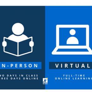 Online vs in-person classes Pros and cons