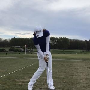 今日もゴルフ日和