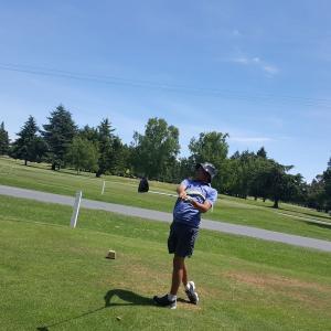ゴルフのルールブック