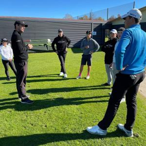 Golf New Zealand ナショナルジュニアキャンプ