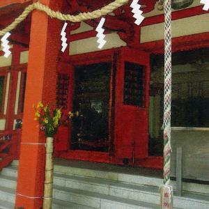 加太淡島神社(2013年5月13日)